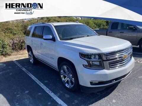 2016 Chevrolet Tahoe for sale at Herndon Chevrolet in Lexington SC