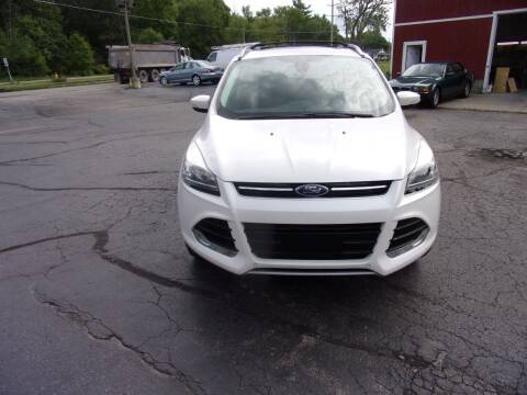 2013 Ford Escape for sale at Plaza Auto Sales in Poland OH