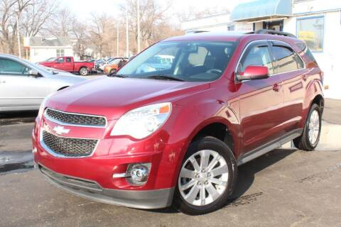 2011 Chevrolet Equinox for sale at Dynamics Auto Sale in Highland IN