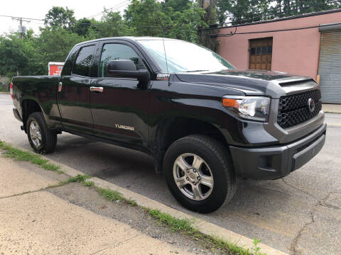 2019 Toyota Tundra for sale at Deleon Mich Auto Sales in Yonkers NY