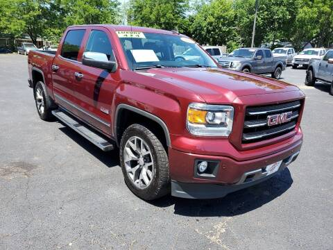 2015 GMC Sierra 1500 for sale at Stach Auto in Janesville WI