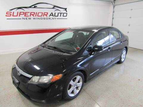 2008 Honda Civic for sale at Superior Auto Sales in New Windsor NY