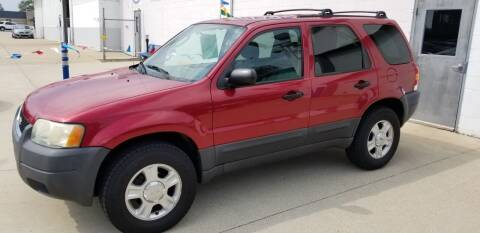 2004 Ford Escape for sale at Scott Thomas Automotive in Clinton Township MI