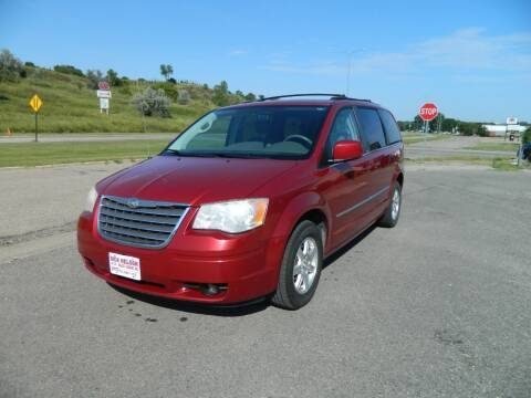 2009 Chrysler Town and Country for sale at Dick Nelson Sales & Leasing in Valley City ND
