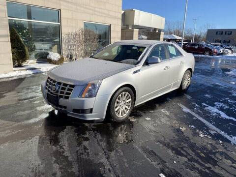 2013 Cadillac CTS for sale at Cappellino Cadillac in Williamsville NY