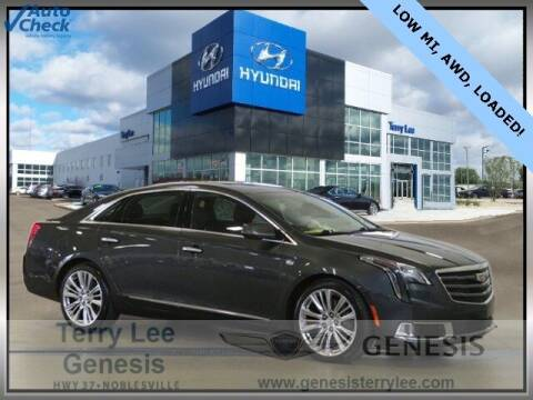 2019 Cadillac XTS for sale at Terry Lee Hyundai in Noblesville IN