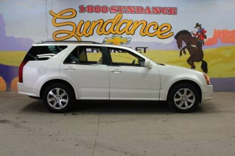 2008 Cadillac SRX for sale at Sundance Chevrolet in Grand Ledge MI