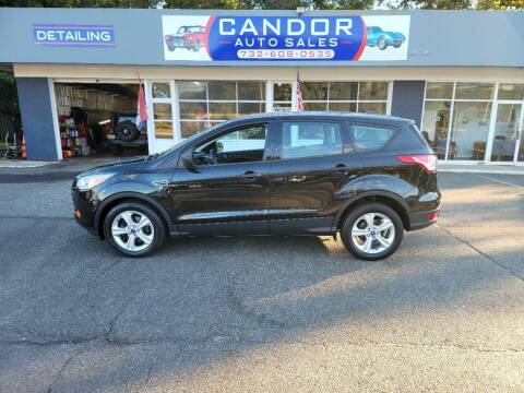 2014 Ford Escape for sale at CANDOR INC in Toms River NJ