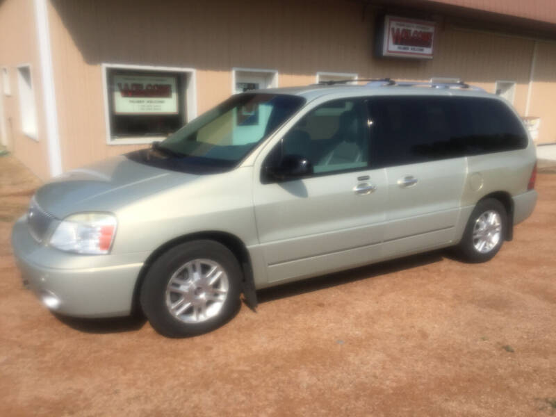 2004 Mercury Monterey for sale at Palmer Welcome Auto in New Prague MN