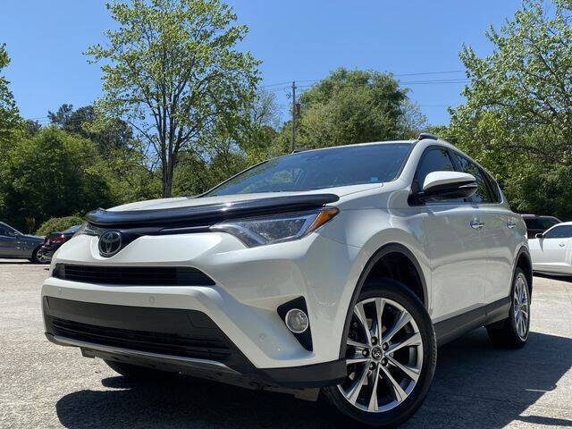 2016 Toyota RAV4 for sale at Global Pre-Owned in Fayetteville GA
