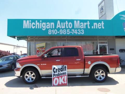2009 Dodge Ram Pickup 1500 for sale at Michigan Auto Mart in Port Huron MI