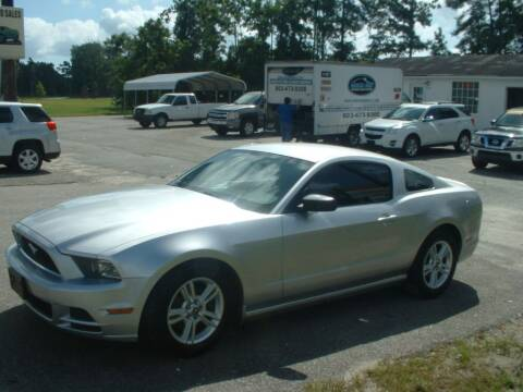 2014 Ford Mustang for sale at Northgate Auto Sales in Myrtle Beach SC