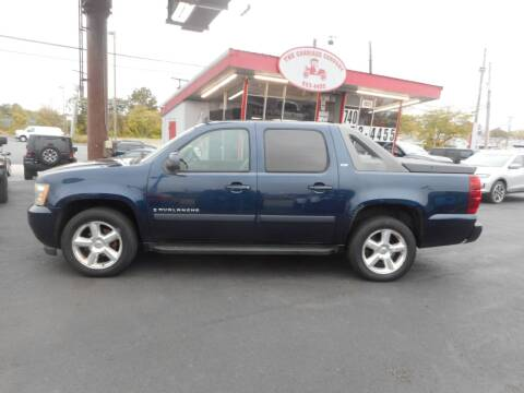 2007 Chevrolet Avalanche for sale at The Carriage Company in Lancaster OH