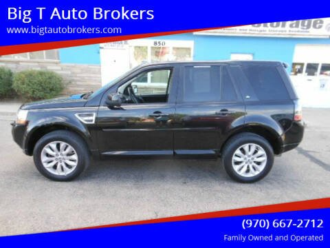 2013 Land Rover LR2 for sale at Big T Auto Brokers in Loveland CO