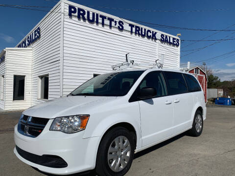 2018 Dodge Grand Caravan for sale at Pruitt's Truck Sales in Marietta GA