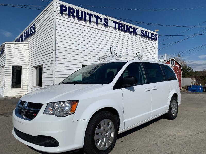 2018 Dodge Grand Caravan for sale at Pruitt's Truck Sales in Marietta GA