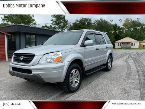2004 Honda Pilot for sale at Dobbs Motor Company in Springdale AR
