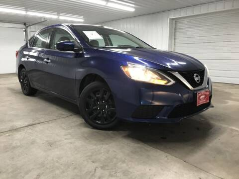 2017 Nissan Sentra for sale at Hi-Way Auto Sales in Pease MN