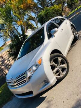 2010 Toyota Venza for sale at IRON CARS in Hollywood FL