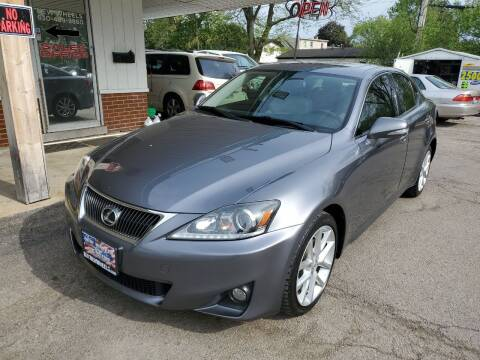 2012 Lexus IS 250 for sale at New Wheels in Glendale Heights IL