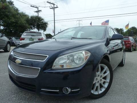 2008 Chevrolet Malibu for sale at Das Autohaus Quality Used Cars in Clearwater FL