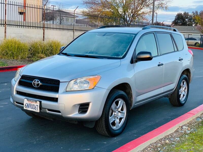 2010 Toyota RAV4 for sale at United Star Motors in Sacramento CA