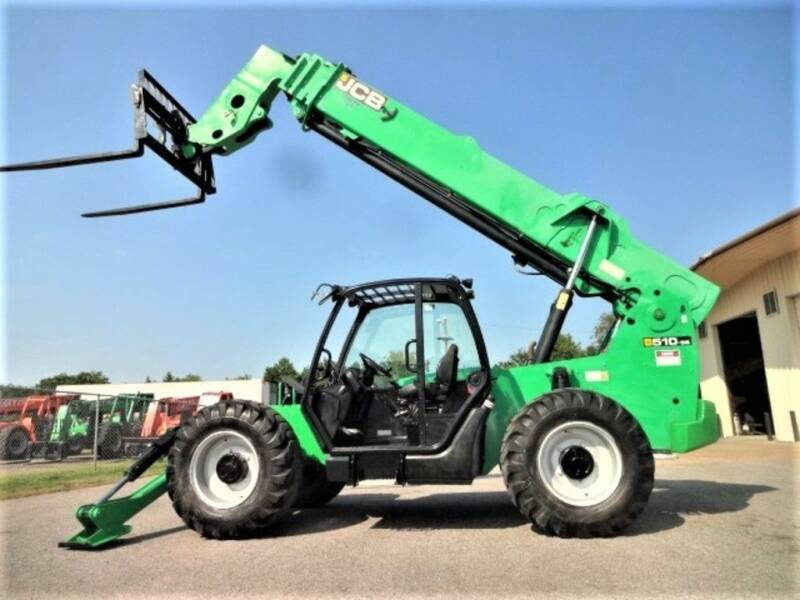 2012 JCB 510-56 for sale at Vehicle Network - Ironworks Trading Corp. in Norfolk VA