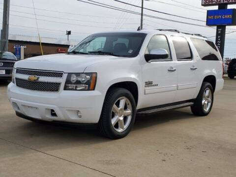 2013 Chevrolet Suburban for sale at Best Auto Sales LLC in Auburn AL