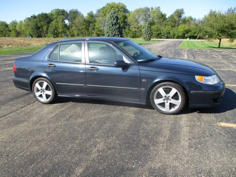 2004 Saab 9-5 for sale at Crossroads Used Cars Inc. in Tremont IL