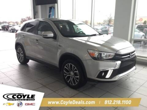 2019 Mitsubishi Outlander Sport for sale at COYLE GM - COYLE NISSAN in Clarksville IN