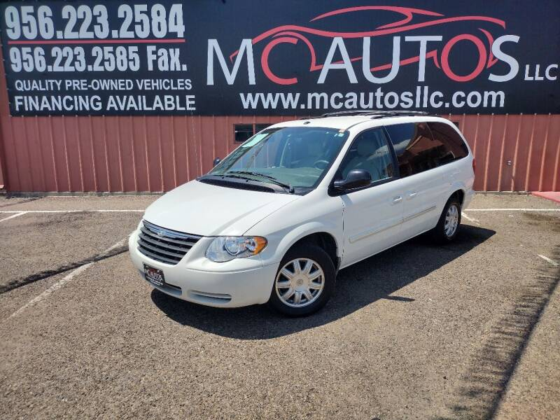 2007 Chrysler Town and Country for sale at MC Autos LLC in Pharr TX
