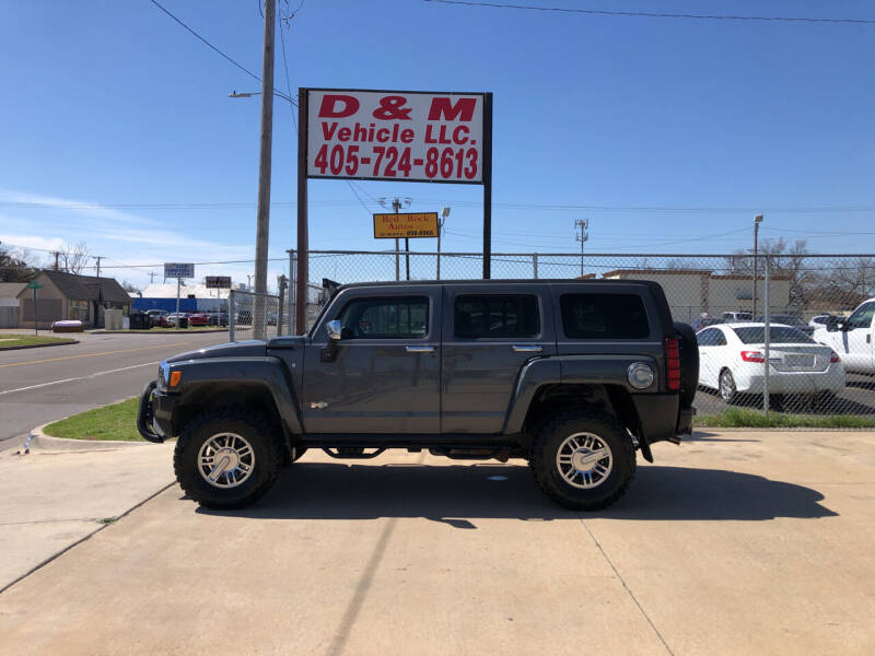 2008 HUMMER H3 for sale at D & M Vehicle LLC in Oklahoma City OK