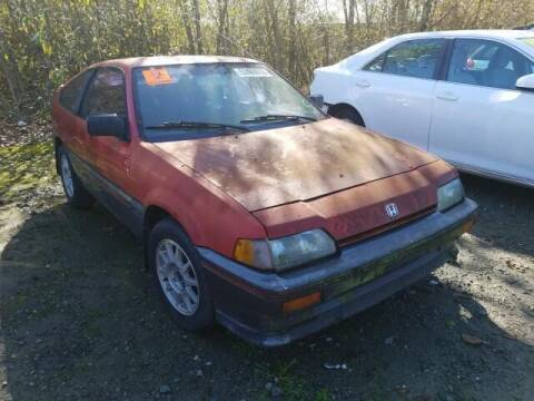 1985 Honda Civic CRX for sale at OVE Car Trader Corp in Tampa FL