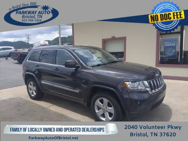 2011 Jeep Grand Cherokee for sale at PARKWAY AUTO SALES OF BRISTOL in Bristol TN