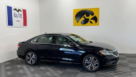 2022 Volkswagen Passat for sale at Carousel Auto Group in Iowa City IA