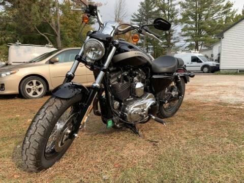2019 Harley-Davidson Sportster for sale at Williston Economy Motors in South Burlington VT