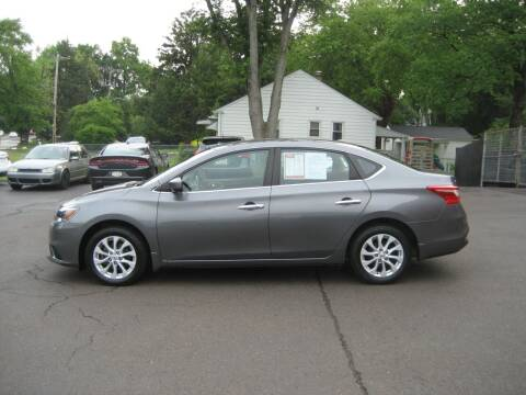 2018 Nissan Sentra for sale at Marks Auto Center Inc in Hatboro PA