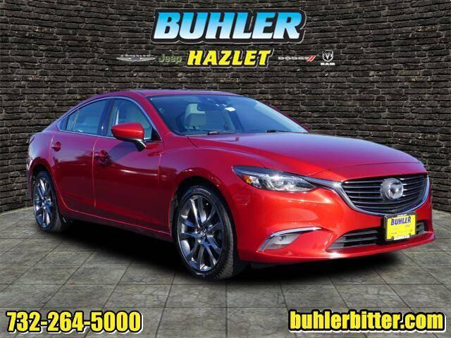 2016 Mazda MAZDA6 for sale at Buhler and Bitter Chrysler Jeep in Hazlet NJ