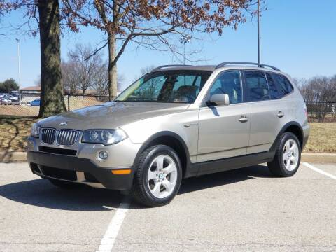2008 BMW X3 for sale at FAYAD AUTOMOTIVE GROUP in Pittsburgh PA