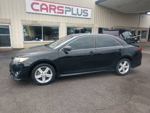 2014 Toyota Camry for sale at CARS PLUS in Fayetteville TN