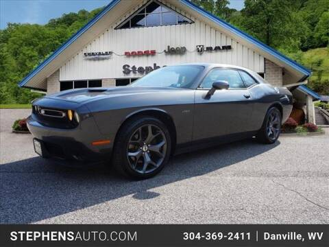 2018 Dodge Challenger for sale at Stephens Auto Center of Beckley in Beckley WV