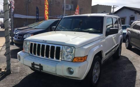 2008 Jeep Commander for sale at Jeff Auto Sales INC in Chicago IL