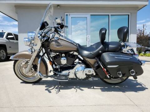 2004 Harley-Davidson FLHRCI Road King Classic for sale at Kell Auto Sales, Inc - Grace Street in Wichita Falls TX