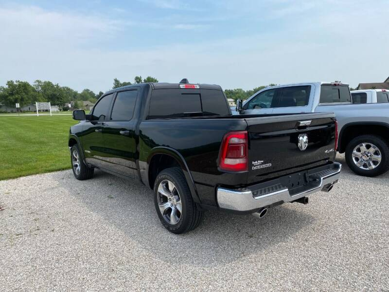 2020 RAM Ram Pickup 1500 for sale at Burtle Motors in Auburn IL