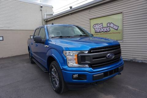 2019 Ford F-150 for sale at Cars Trucks & More in Howell MI