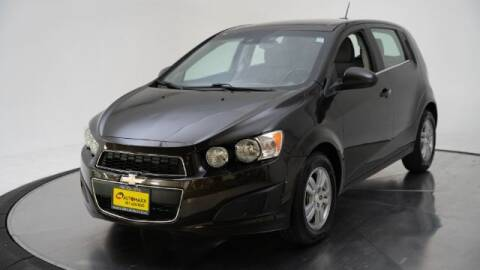 2016 Chevrolet Sonic for sale at AUTOMAXX MAIN in Orem UT