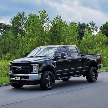 2018 Ford F-250 Super Duty for sale at R & R AUTO SALES in Poughkeepsie NY