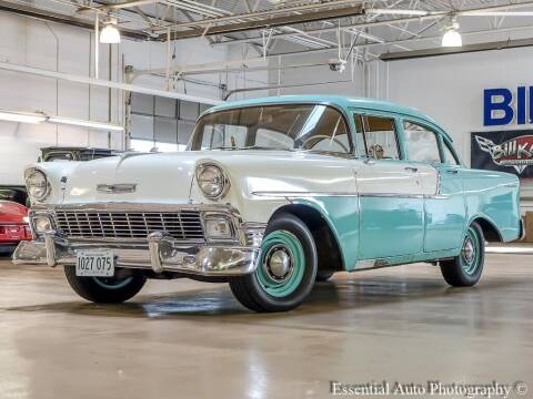 1956 Chevrolet 150 for sale at Bill Kay Corvette's and Classic's in Downers Grove IL