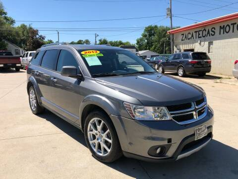 2013 Dodge Journey for sale at Zacatecas Motors Corp in Des Moines IA