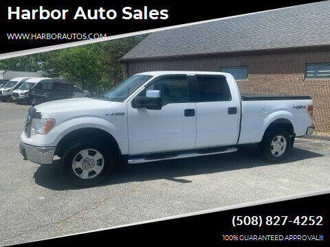 2010 Ford F-150 for sale at Harbor Auto Sales in Hyannis MA